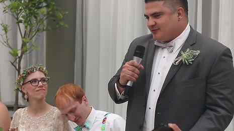 Danny and Kimberly's Wedding