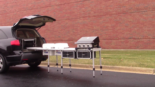 Tailgate Kitchen Tear Down