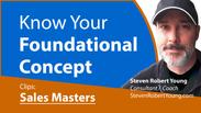 Clip - Sales Master - Foundational Concept