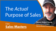 Clip - Sales Master - Purpose