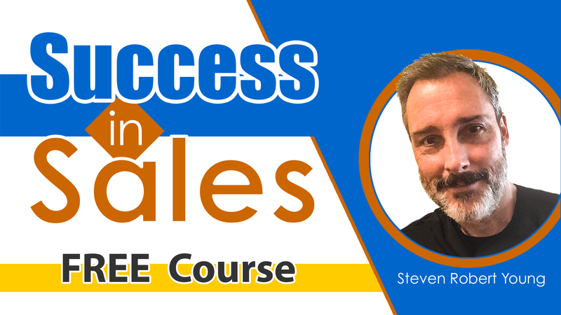Success in Sales - FREE  Training
