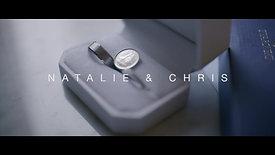 Natalie & Chris - Wedding