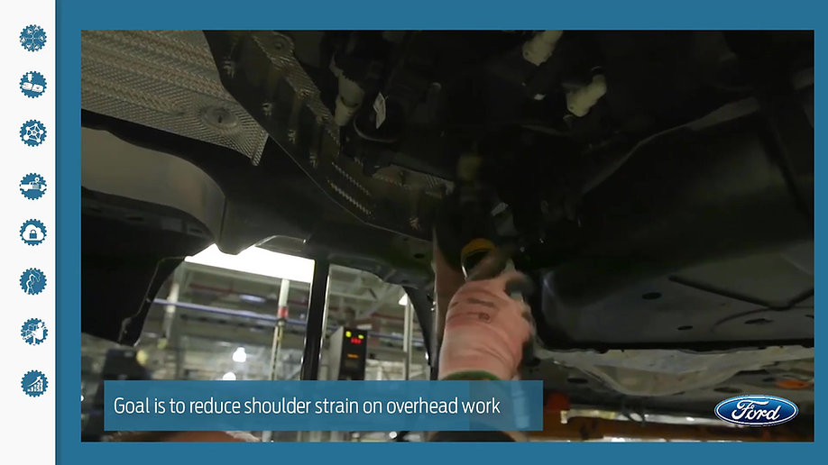 UAW-Ford Health & Safety Videos