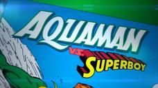 Aquaman vs Superboy Longform Doc