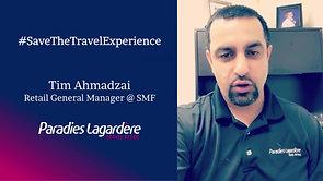 Tim Ahmadzai, Paradies Lagardère