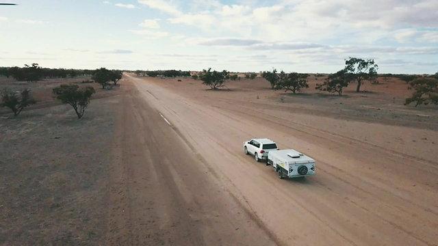 Outback Caravan Hire Trips