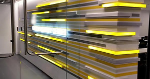 LED Feature Wall
