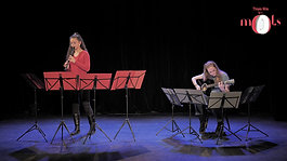 Duo musical - Medley d'oeuvres de Brassens