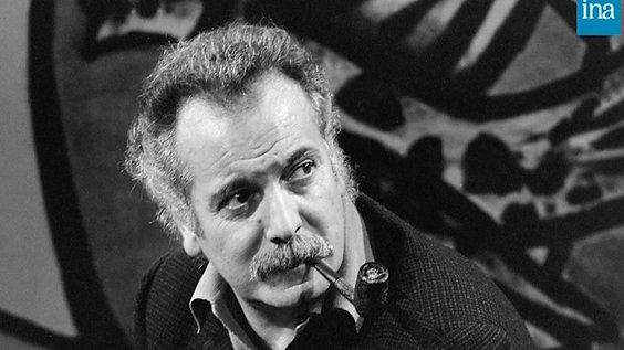 """Georges Brassens est édité dans la collection """"Poètes d'aujourd'hui"""""""