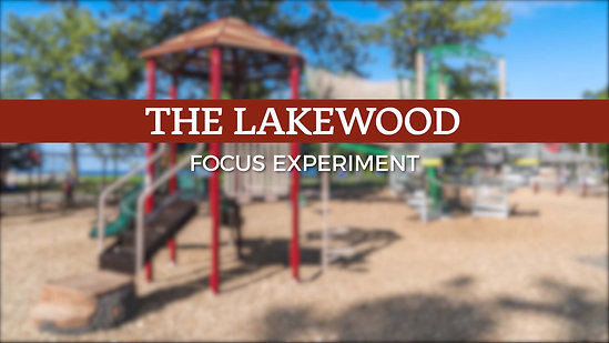 The Lakewood Focus Experiment