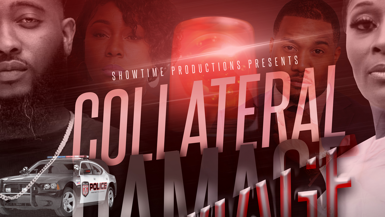 Collateral Damage Stage Play DVD