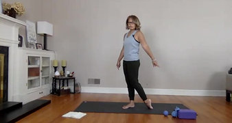 Full-Body Self Massage & Body Awareness Online Workshop