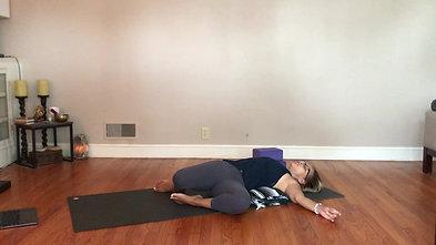 Restorative - Practice w/ Minimal Props