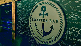 Boaters bar Christmas party