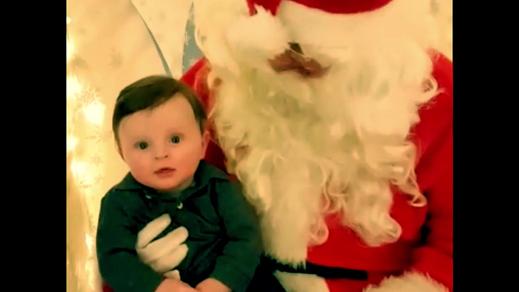 Harry's first Christmas 2019