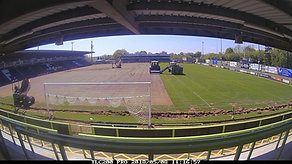 Koro Top Field Maker Being Used At Forest Green Rovers