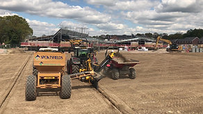 Primary Land Drainage - Crawley, London
