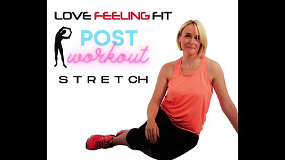 Post Workout Stretch