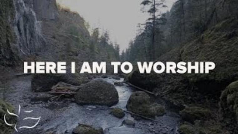 Lent 5 Worship