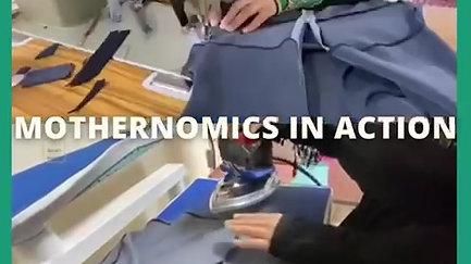 Mothernomics in action – Karbala Workshop