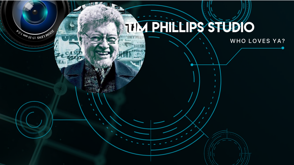 MESSAGE FROM TIM PHILLIPS