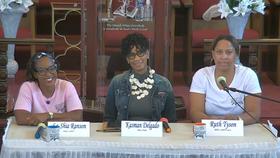 "Virtual Seminar ""Education Department Presents: Keeping it Mental"" (Ruth Tyson, Kasman Delgado, La-Shia Ranson)"