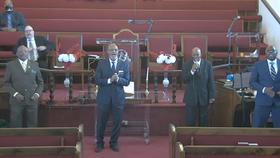 Holy Light Missionary Baptist Church: Sunday Service: Nov. 8, 2020