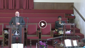 Holy Light Missionary Baptist Church - Pastor Bill Dandridge (Los Angeles) Sunday Service, 05/17/2020