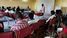 Ms. Winter Okoth - 2018 Leadership Seminar