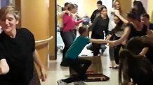 La magie de la danse à L'EHPAD 1