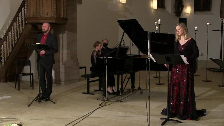 """""""LIEBESGLUT"""" - Vokalquartett und Klavier vierhändig"""
