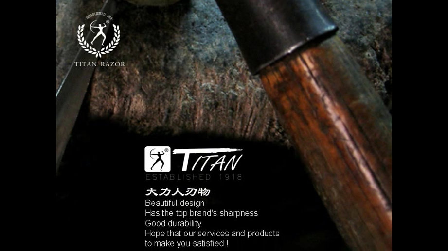 «TITAN1918.com HAND MADE PRODUCT»