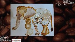 Taller de Pintura con café On-Line