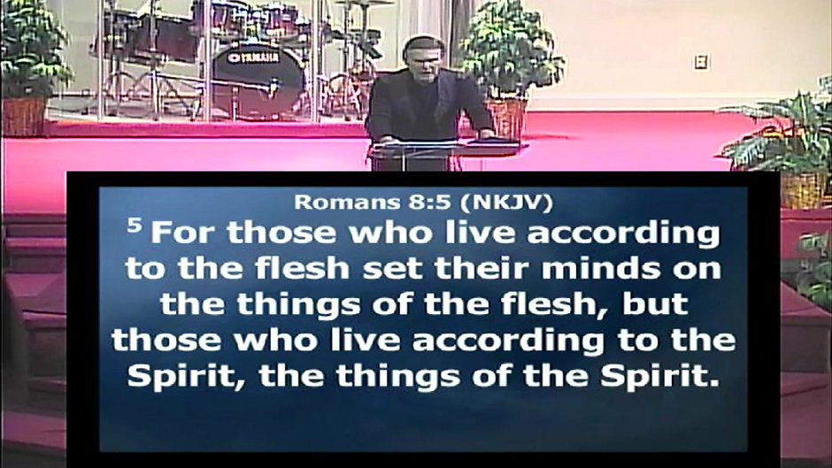 Flesh or Spirit, 2 Walks Which 1 are You