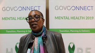 Mental Health 2019 - Jacqui Dyer MBE