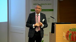 Mental Health 2019 - Duncan Selbie, Public Health England
