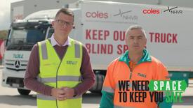 NHVR   Keep Out Of Truck Blind Spots