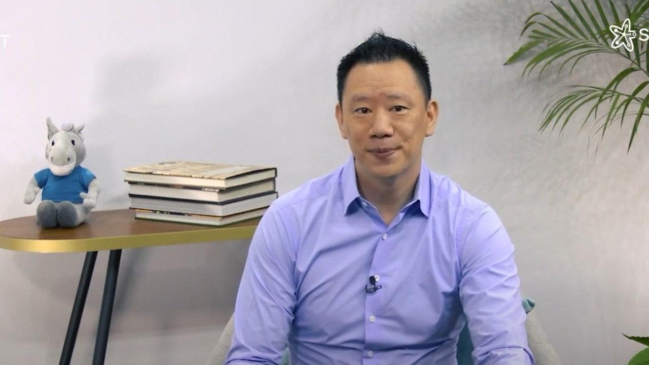 Patrick Huang CEO, Starfish Digital speaks at MuleSoft Summit Asia, 2021