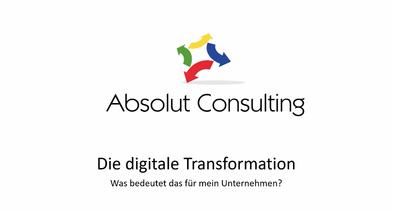 Der digitale Wandel - ein Erklärvideo