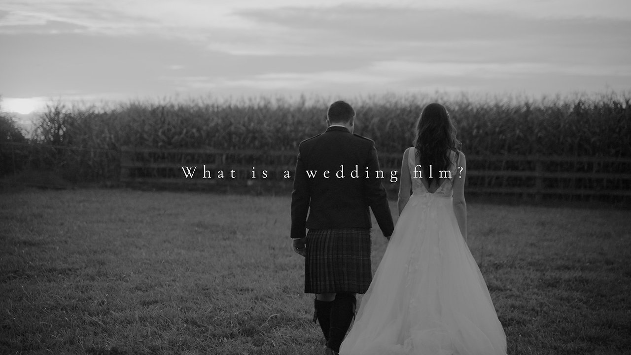 What is a Wedding Film