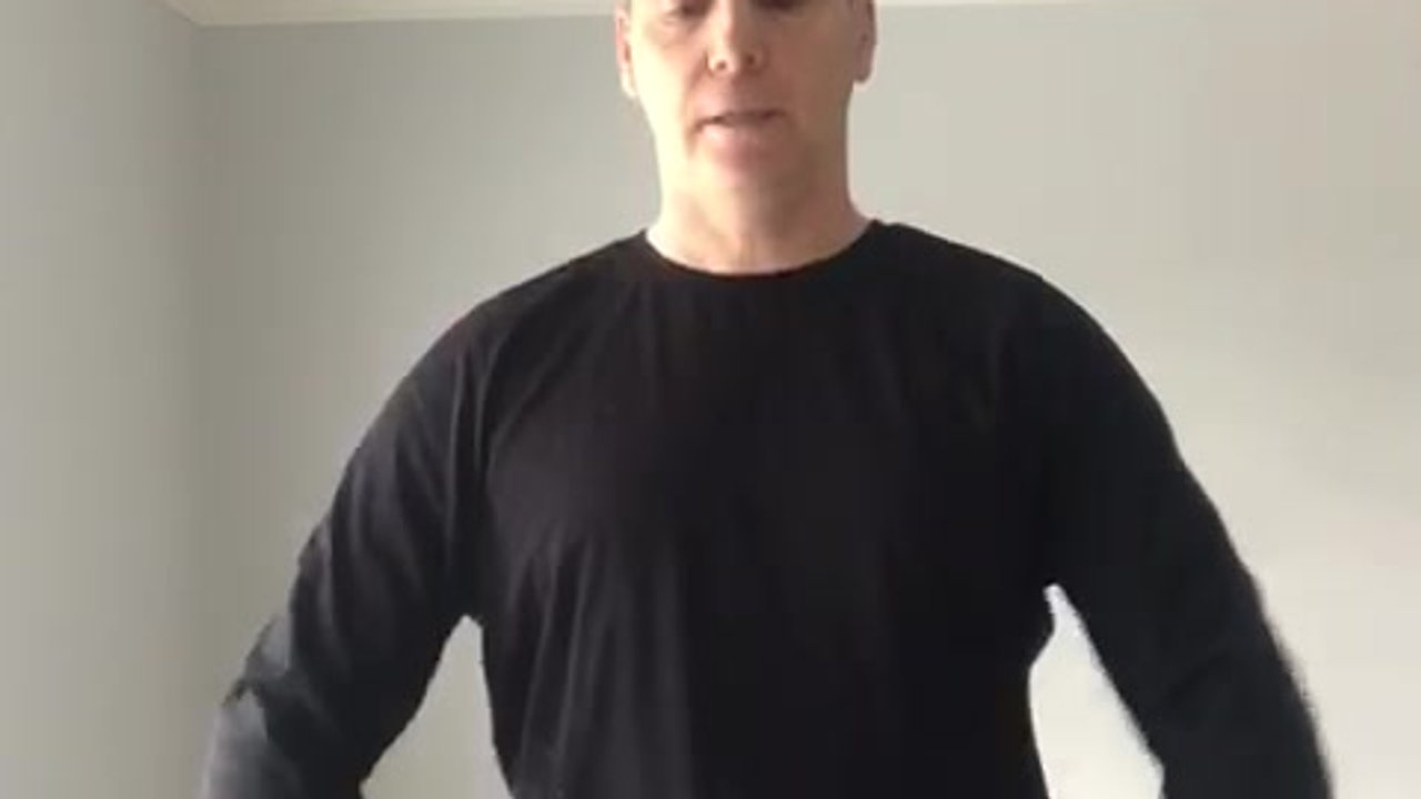 Shoulder, chest, arm connection