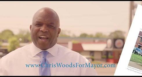 7 Point Crime Plan - Chris Woods For Mayor