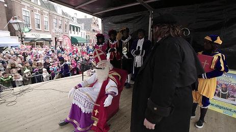 aflevering 2 de intocht van Sinterklaas Sinterklaashuis Huygenskwartier Voorburg