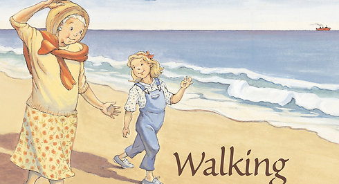 Walking With Maga by Maureen Boyd Biro