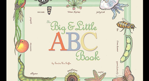 The Big & Little ABC by Sandra Ure Griffin