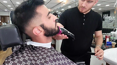 Heads Up Barbers Shop Video