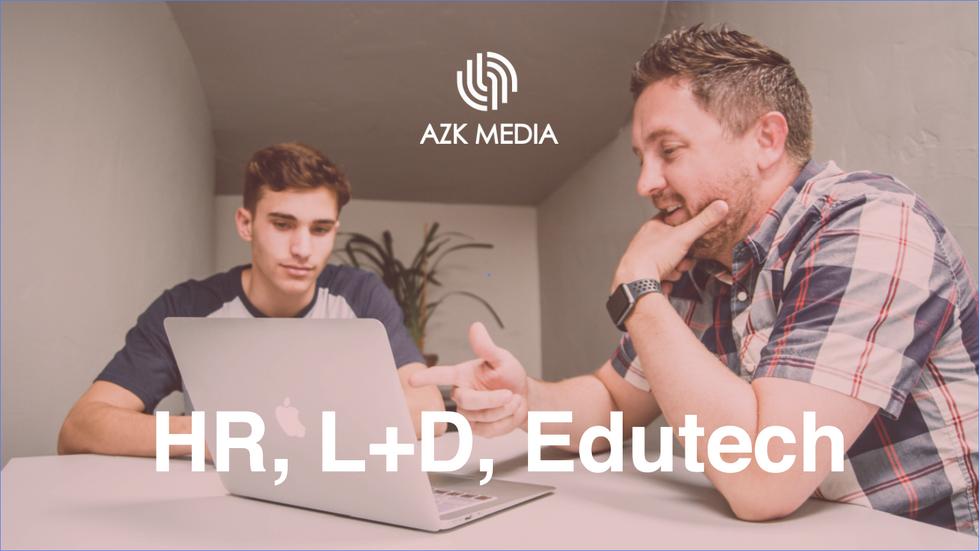 HR, L+D, Edutech