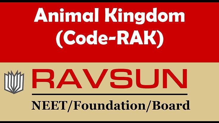 Animal Kingdom (Code-RAK)