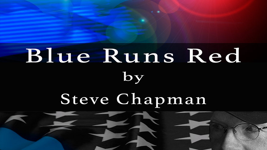 Blue Runs Red  - Steve Chapman (Official Video)