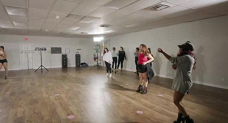 Heels Dance Class: Featuring T Howard